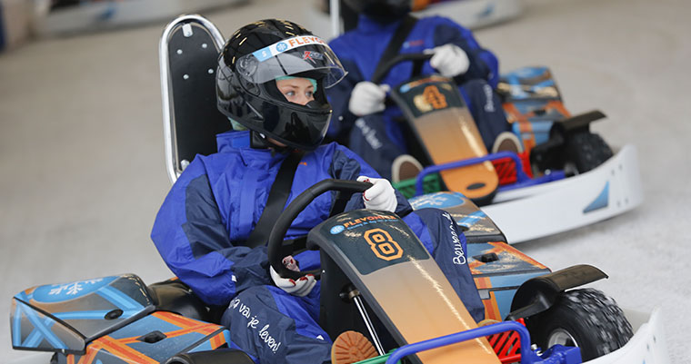Close-up Icekart @ FlevOnice (2)