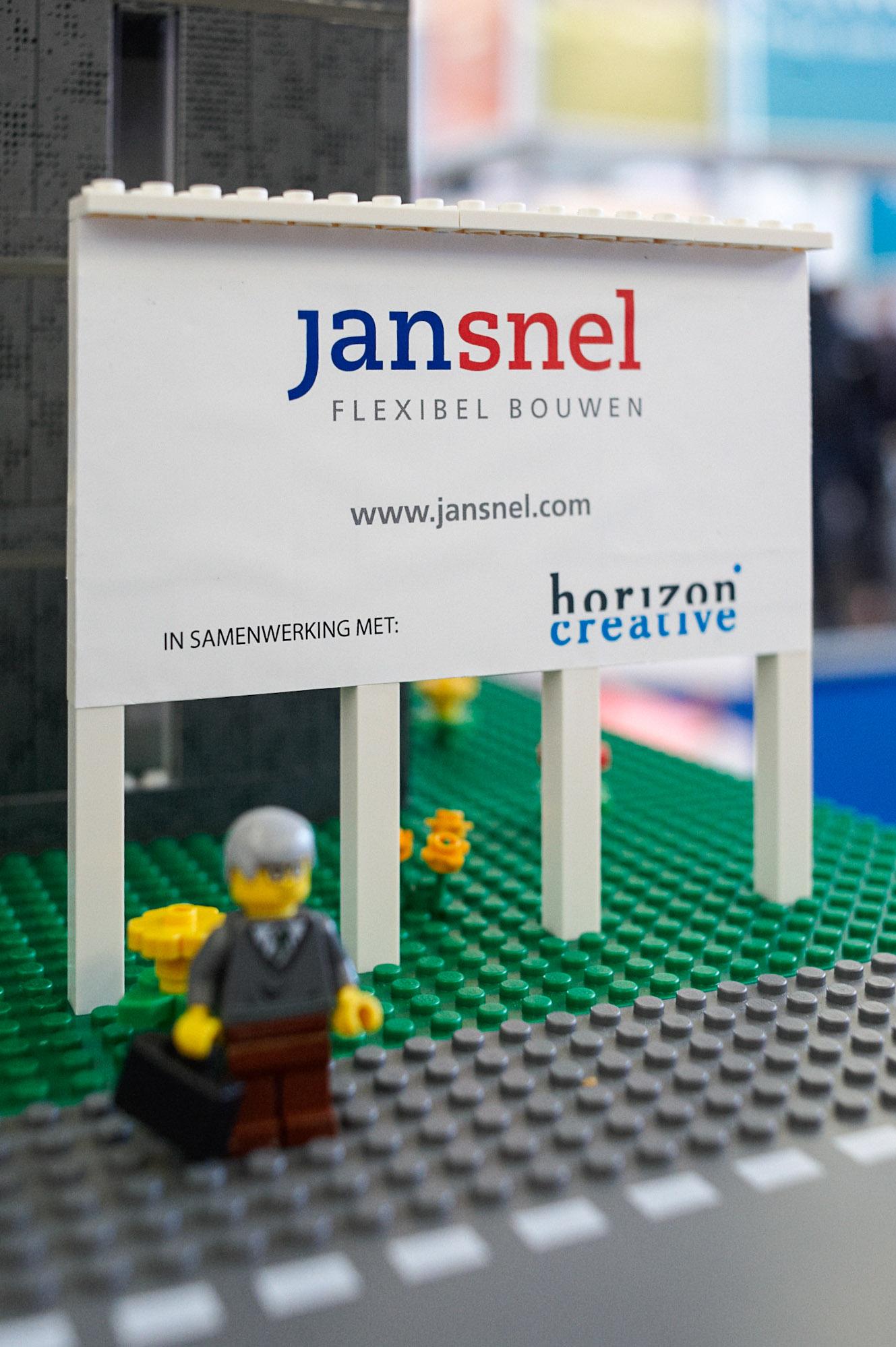 Lego Maquette Bouwbord