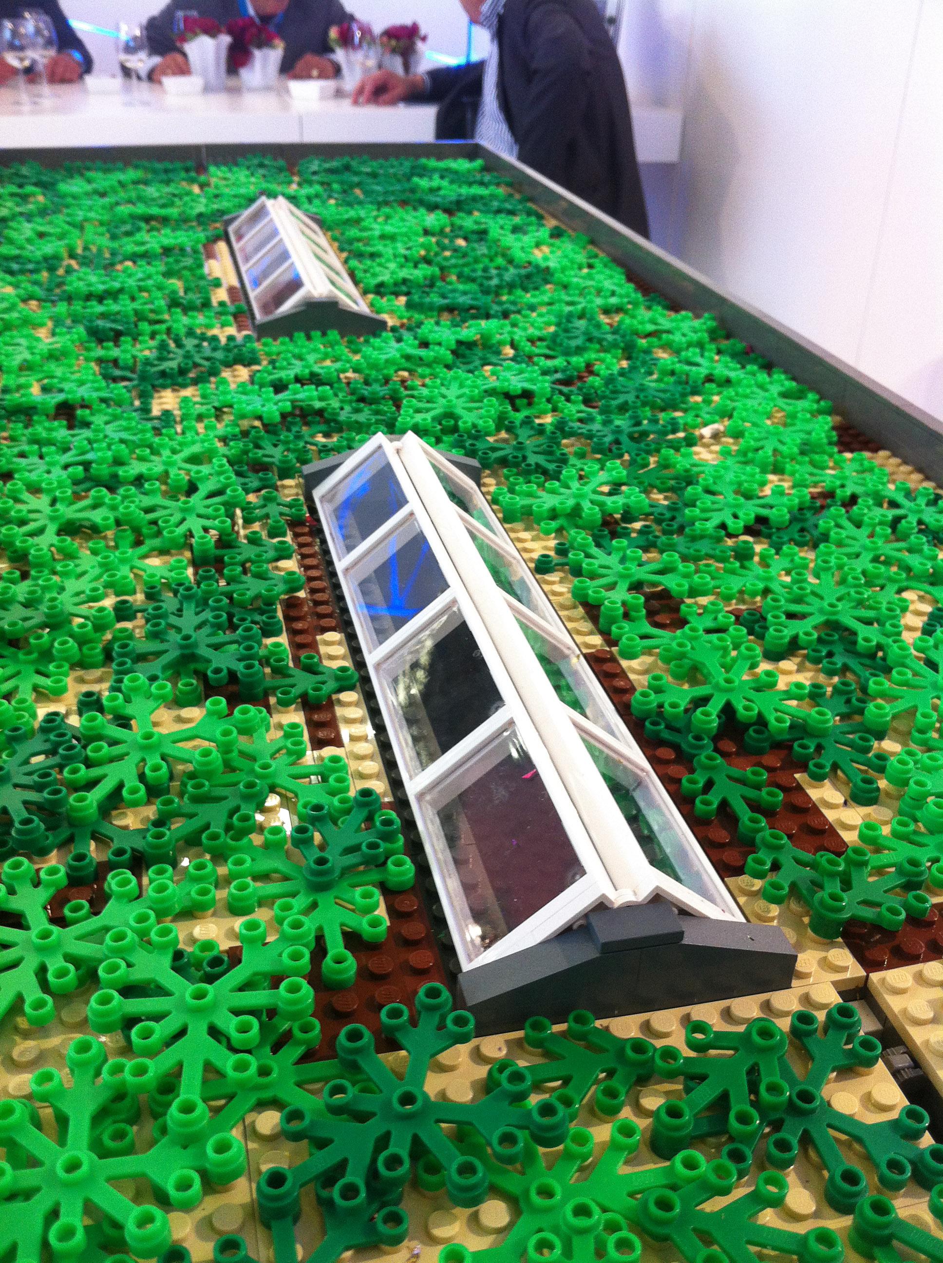 Lego Maquette Detail 3