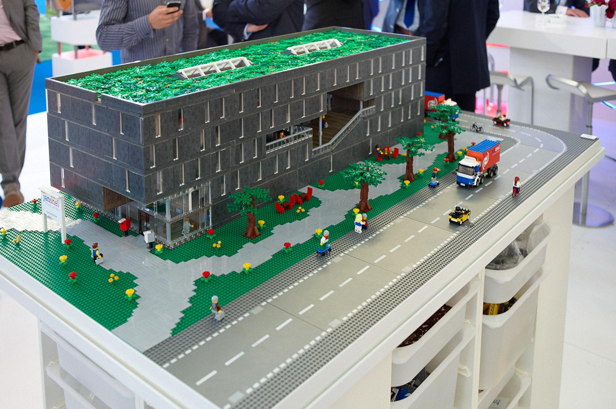 Lego Maquette Jan Snel 1