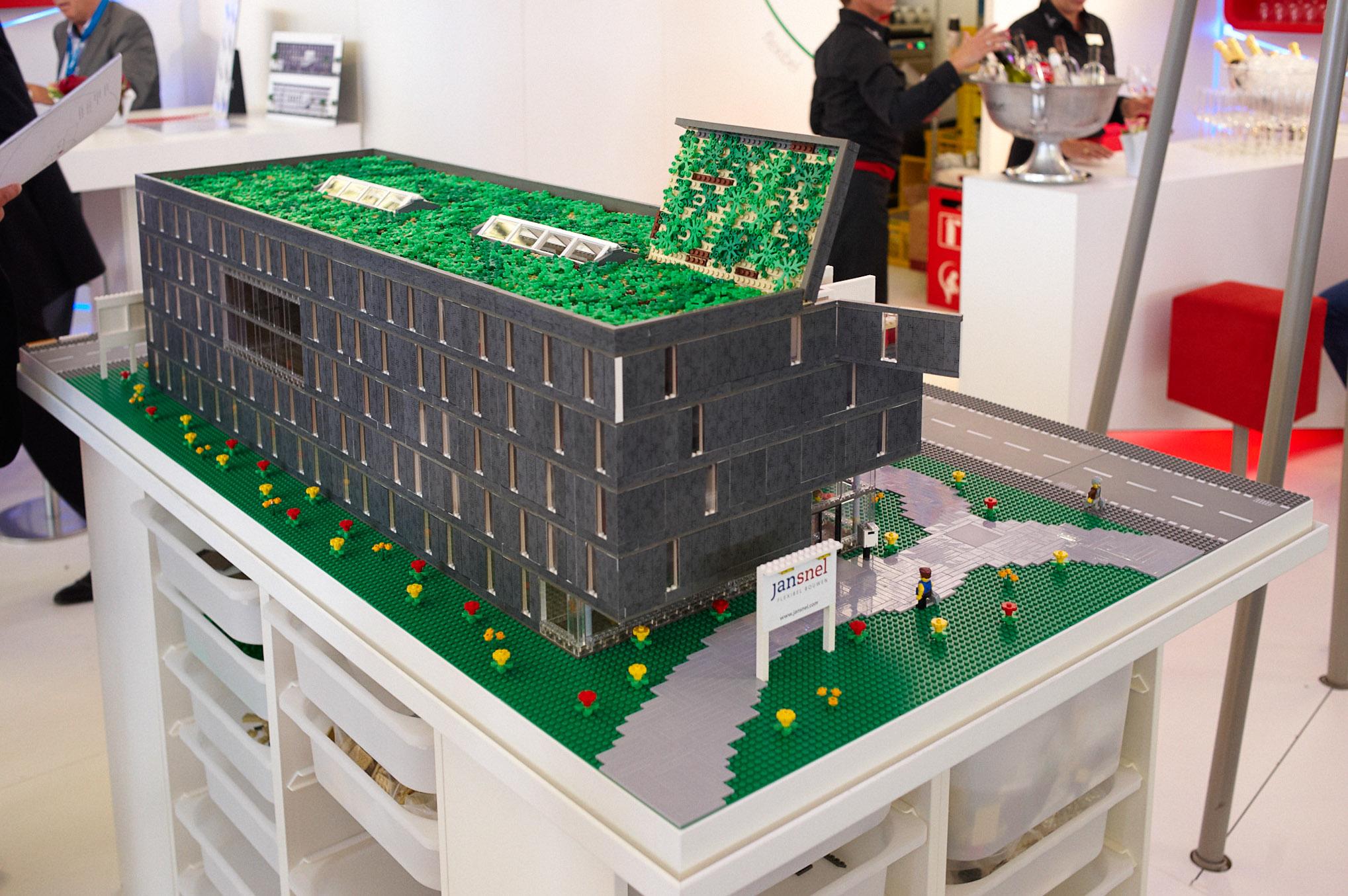 Lego Maquette Jan Snel 2