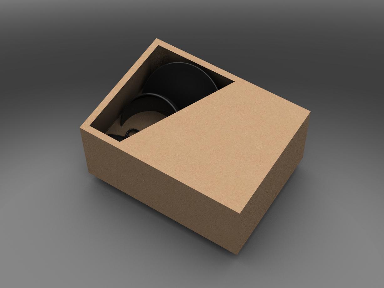 Verpakking Ontbijtservies 3